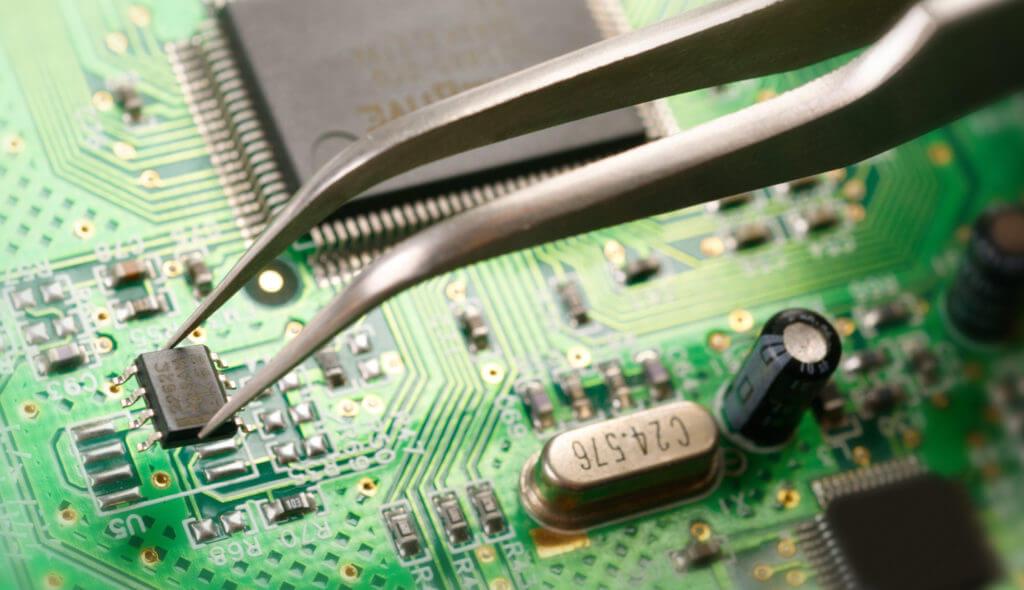 تعمیرات تخصصی بوردهای الکترونیکی